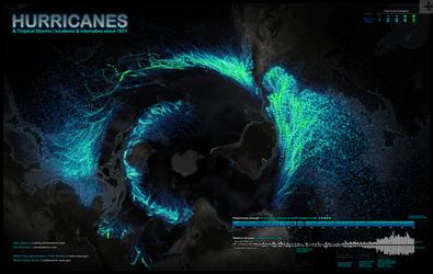 150 years of Hurricanes